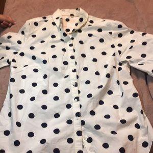 Boden button up shirt